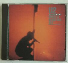U2 Live/Under A Blood Red Sky CD Francia
