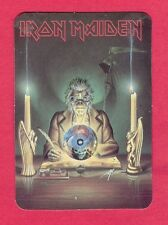 Iron Maiden Music Collectible Card 1996; Heavy Metal; New Wave;  UK