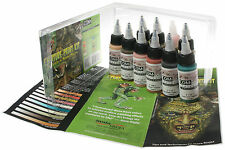 Medea Com-Art CREATURE PAINT KIT 10 colori by Steve Rojas per SOGGETTI FANTASY
