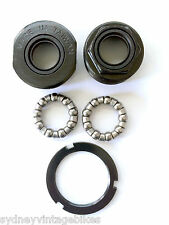 BOTTOM BRACKET SET Bicycle RETRO VINTAGE MENS & LADIES ROAD BIKES BB