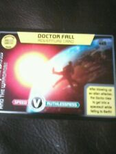 Dr who monster invasion ultimate Ltd Edition card 449 Doctor fall
