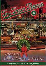 Toy Train Revue Part 4 DVD Special Christmas Edition O Gauge Hi-rail