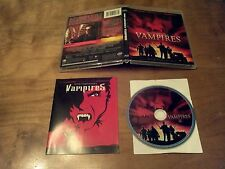 Vampires Blu-Ray*Twilight Video*Classic Horror*OOP*Rare*Carpenter*