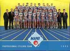 TEAM MAPEI GB 1995 Cyclisme Cyclist cycling JOHAN MUSEEUW FRANK VANDENBROUCKE