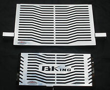 SUZUKI B-KING (07-12) RADIATOR & OIL COOLER GUARDS, GRILLS, COVERS S031ROC L