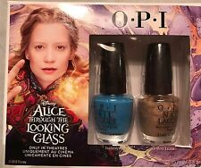 OPI Nail Polish Disney Alice Through The Looking Glass Set Fearlessly Alice
