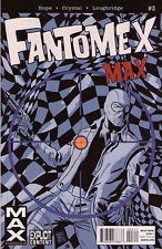 FANTOMEX MAX #3 New Bagged