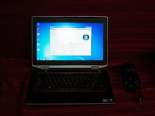 Clean Dell Latitude E6420 14 Inch - 2.2 GHz i3/8GB/250GB HD/DVDRW/WebcamWin7 Pro