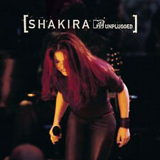 CD SHAKIRA MTV UNPLUGGED NUOVO ORIGINALE SIGILLATO NEW ORIGINAL SEALED SIAE