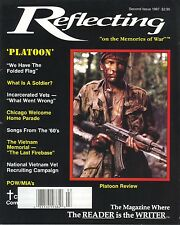 "Reflecting ""on the Memories of War"" Magazine Second Issue 1987"