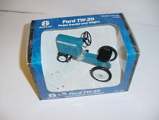 1/8 Ford TW-20 Narrow Front Pedal Tractor W/Box!