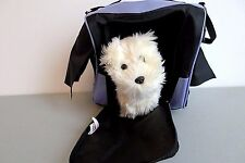 American Girl PET Dog Carrier & Coconut   Lot T1