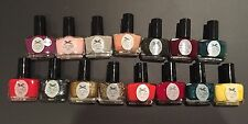 NEW Lot Of 12 Pieces SEPHORA CIATE MINI MANI MONTH Nail Polish Set  NO REPEATS *
