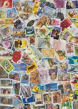 1000 All Different Australian stamps includes high values recent collection