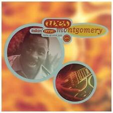 Wes Montgomery - Talkin Verve - New Factory Sealed CD
