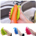 Fruits Vegetables Cleaning Brushs PVC Diameter Tools Home Kitchen Accessories