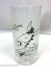 Novelty drink glass drinking Party Critters 3 If You Heard This One Stop Me FD7