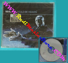 CD Singolo Seal This Could Be Heaven 4344350592 EU 2001 SIGILLATO no mc lp(S27*)
