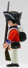 ROYAL GUARD SOLDAT Playmobil vs Continental Army zu King George 1778 Custom 1848