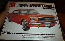 AMT 1/16 1964 1/2 Mustang COUPE 2n1 Model Car Mountain KIT FS 4804 VINTAGE