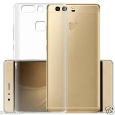 New ULTRA THIN 0.3mm Clear Light Weight Rubber Soft TPU Cover Case For Huawei P9