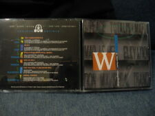 A NOVA MUTE COMPILATION - GLOBAL TECHNO WARNING 1992 CD