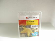 AGFA MULTIPACK T0487  for epson Stylus Photo R-200 220 300M RX640 -620 600