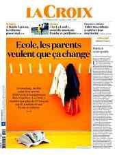 La  CROIX 25.01.2017 n°40706*PARENTS & ENFANTS*LA LA LAND*Radio VATICAN réforme