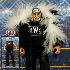WWE Mattel Elite Hulk Hogan Custom Wrestling Figure NWO Playable L9