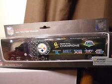 Pittsburgh Steelers Super Bowl 6 Times Championship Diecast Collectible Truck