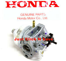 16100-Z0L-853 GENUINE HONDA GCV160 Engines CARBURETOR ASSEMBLY BB62Z NEW OEM