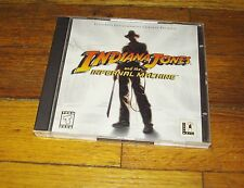 Indiana Jones and the Infernal Machine  CD-ROM for Windows 95/98