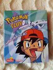 Pokemon tazo 74/74 tazos flippos with case