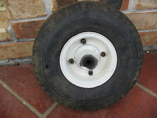DECKSON DELTEK MINI BIKE WHEEL VINTAGE RARE