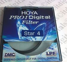 Genuine Hoya Pro 1 Digital 55mm Star 4 Star-4 Effect Filter HOXD55STAR4 55 mm