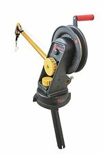 Seahorse Manual Downrigger with Swivel Base and Gimbal mount by Troll-master