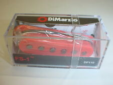 DiMarzio DP110 FS-1 Single Coil Electric Guitar Pickup - PINK