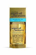 Organix Renewing Argan Oil Of Morocco Penetrating Oil 3.3 Oz