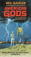 NEW American Gods: The Tenth Anniversary Edition by Neil Gaiman Mass Market Pape