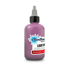 1/2 Oz LIGHT ORCHID Starbrite Colors Tattoo Ink Sterilized USA MADE Pigment