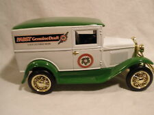 PABST GENUINE DRAFT BEER 1929 FORD MODEL A DELIVERY VAN BANK