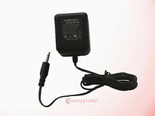 Ear Phone Tip New 9V AC Adapter For Alesis SR-16 HR-16 D4 DM5 Power Supply Cord