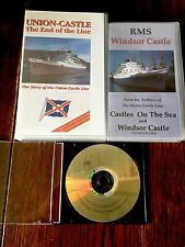 Union Castle Line - DVD - Cruise Liner / Cruise Ship