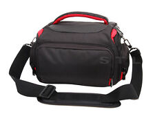 DSLR Camera Shoulder Carry Case Bag For Canon EOS 760D 7D 7DII 80D