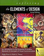 Exploring the Elements of Design (Design Concepts), Thomas, Mark A., Evans, Popp