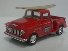 Jim Beam 1955 Chevy Stepside Surf Ute with Surfboard 1/32 scale Barware