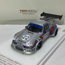 1/43 TSM Truescale Porsche 911 Carrera RSR Turbo LeMans Martini Racing 2nd Place