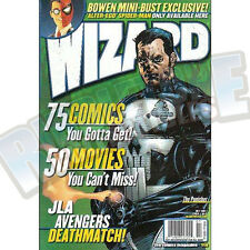 WIZARD THE COMIC MAGAZINE #118 VF
