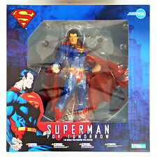 Kotobukiya SV89 ARTFX Superman for Tomorrow Pre-Painted PVC Figure 1/6 Scale