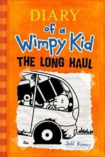 Diary of a Wimpy Kid: The Long Haul by Jeff Kinney ( Hardcover)